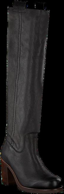 Schwarze SHABBIES Hohe Stiefel 193020038  - large