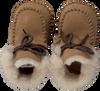 Braune UGG Babyschuhe SPARROW - small