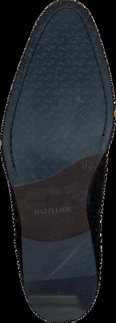 Schwarze MAZZELTOV Schnürschuhe MREVINTAGE603.03OMO  - large
