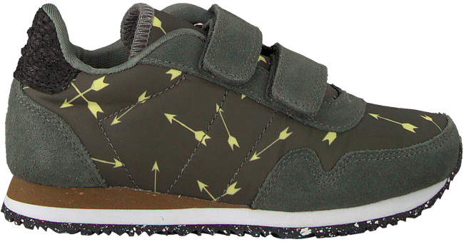 Graue WODEN Sneaker NOA ARROW KIDS  - large