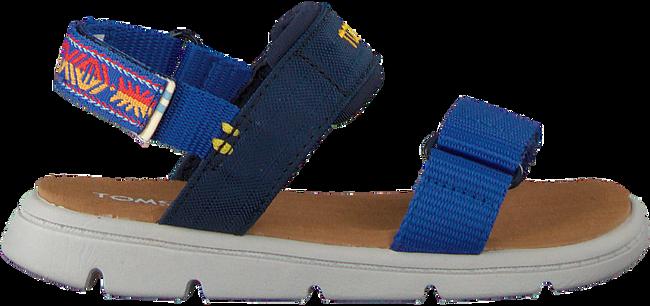 Blaue TOMS Sandalen RAY  - large