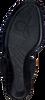 Schwarze CALVIN KLEIN Sandalen N11400 - small