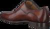 Cognacfarbene MAGNANNI Business Schuhe 18913 - small