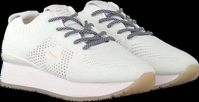 Weiße GANT Sneaker low BEVINDA 20538481  - large