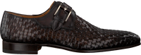 Cognacfarbene MAGNANNI Business Schuhe 20527  - medium