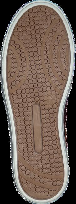 Cognacfarbene BULLBOXER Sneaker AGM008 - large