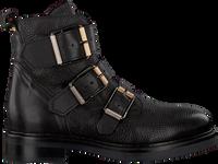 Schwarze VIA VAI Biker Boots VIOLA EDGE  - medium