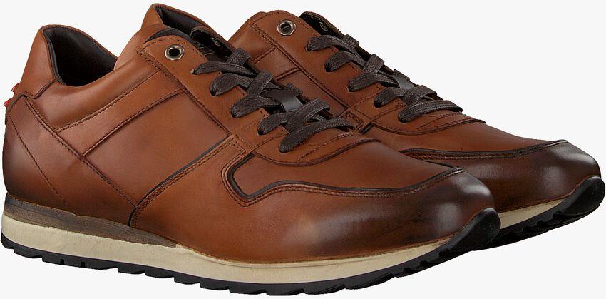 Cognacfarbene GREVE Sneaker FURY  - larger