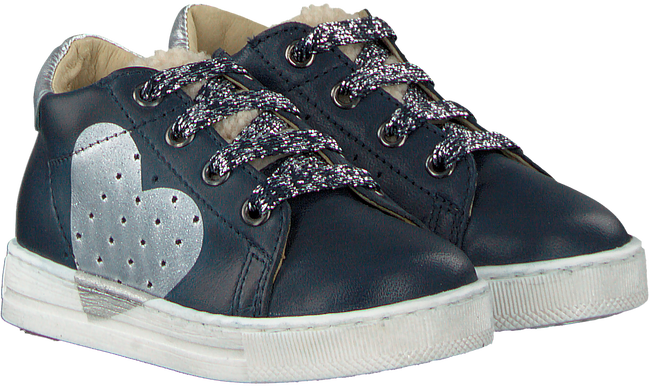 Blaue FALCOTTO Sneaker HEART - large