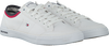 Weiße TOMMY HILFIGER Sneaker CORE CORPORATE TEXTILE SNEAKER - small