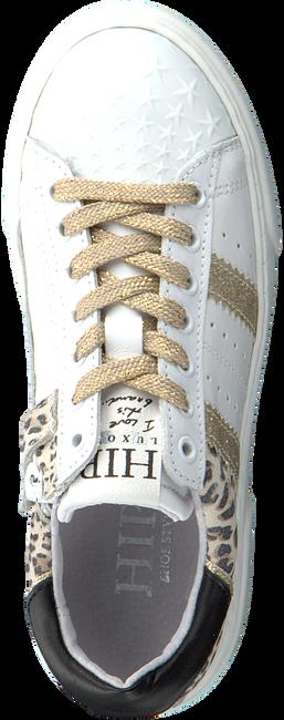Weiße HIP Sneaker low H1261  - large