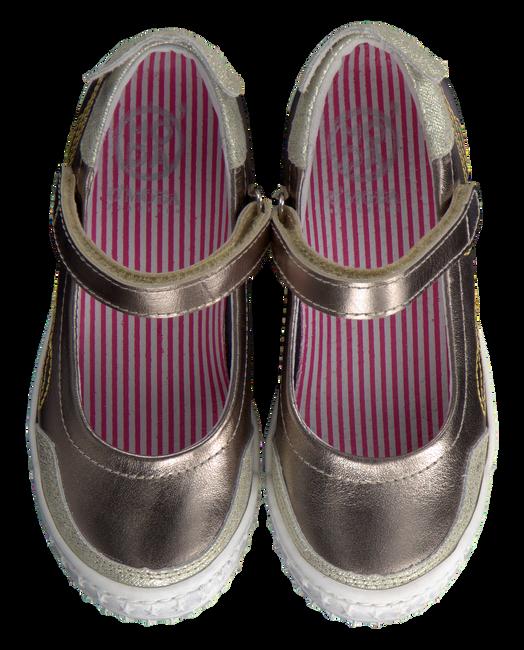 Goldfarbene OMODA Ballerinas 9831 - large