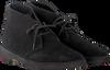 Schwarze CLARKS Ankle Boots DESERT BOOT HEREN - small