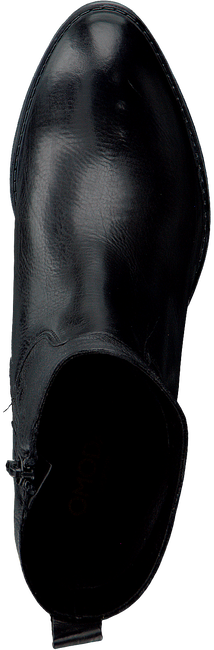 Schwarze OMODA Stiefeletten 8365  - large
