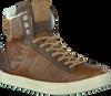 Cognacfarbene BJORN BORG Sneaker KANSAS HIGH - small