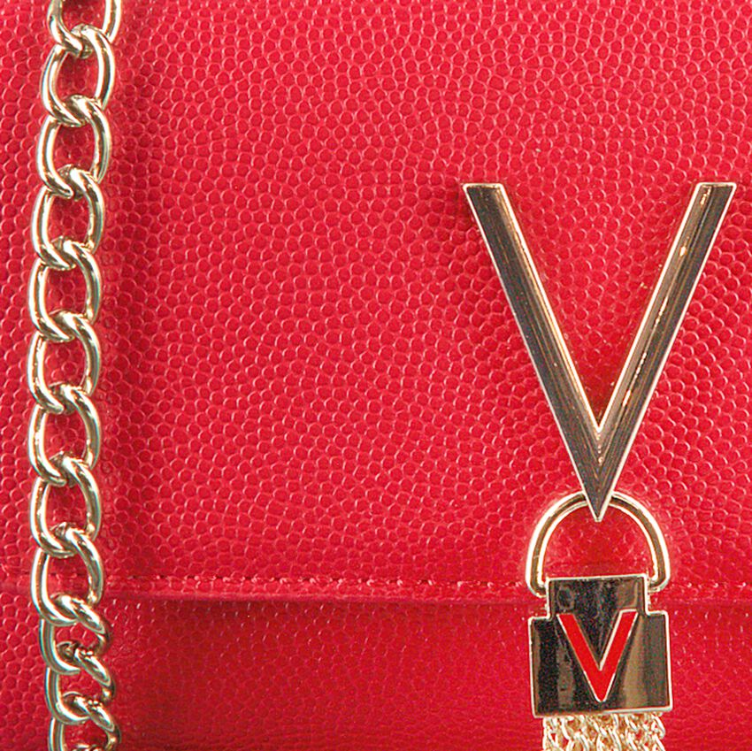 Rote VALENTINO BAGS Umhängetasche VBS1R403G - larger