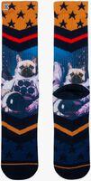 Mehrfarbige/Bunte XPOOOS Socken NEIL  - medium