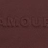 Rote LOULOU ESSENTIELS Clutch 12CLUTCHC  - small