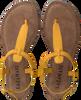 Gelbe LAZAMANI Pantolette 75.618  - small