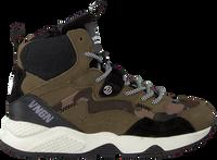 Grüne VINGINO Sneaker high GIO MID  - medium