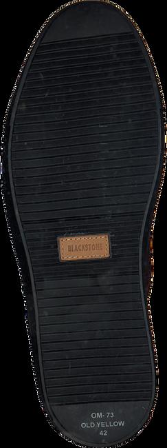 Braune BLACKSTONE Sneaker OM73 - large