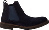 Blaue GREVE Chelsea Boots 1405 - small