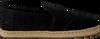 Schwarze TOMS Espadrilles DECONSTRUCTED ALPARGATA W - small