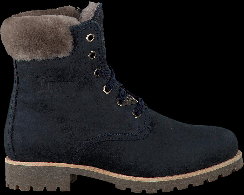 03ab815c7e0dae Blaue PANAMA JACK Ankle Boots PANAMA 03 IGLOO