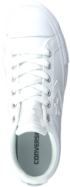 Weiße CONVERSE Sneaker STAR PLAYER EV OX KIDS - large