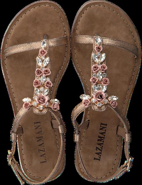 bronze LAZAMANI shoe 75.542  - large