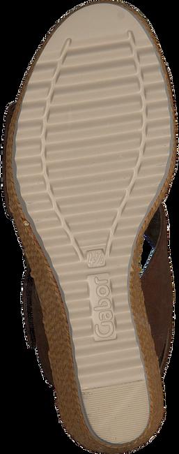 Braune GABOR Sandalen 795.1  - large