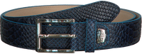 Blaue GIORGIO Gürtel HE1023  - medium