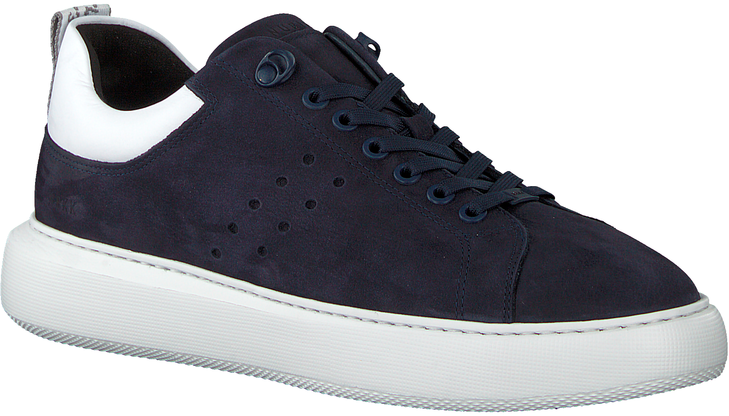 Blaue NUBIKK Sneaker SCOTT | Omoda.at