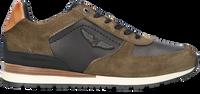 Grüne PME Sneaker low LOCKPLATE  - medium