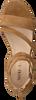 Cognacfarbene NOTRE-V Sandalen 45181  - small