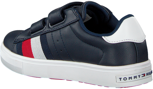 Blaue TOMMY HILFIGER Sneaker LOW CUT VELCRO SNEAKER  - large
