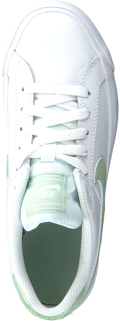 Weiße NIKE Sneaker COURT ROYALE AC WMNS  - large