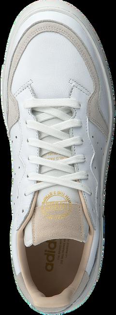 Weiße ADIDAS Sneaker SUPERCOURT  - large