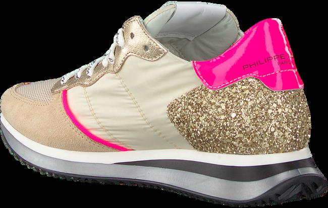 Weiße PHILIPPE MODEL Sneaker low TRPX L D  - large