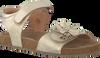 Beige APPLES & PEARS Sandalen FLEUR  - small
