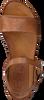 Cognacfarbene RED RAG Sandalen 79136  - small