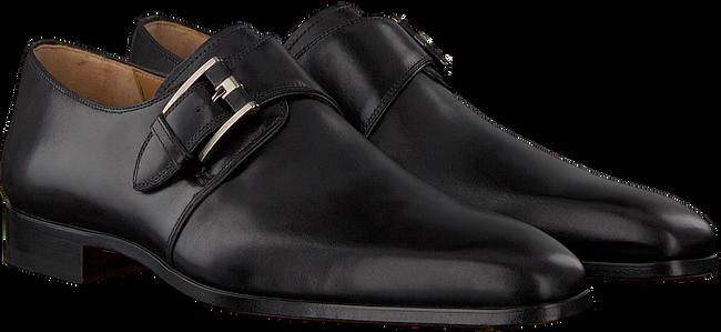 Schwarze MAGNANNI Business Schuhe 16608 - large