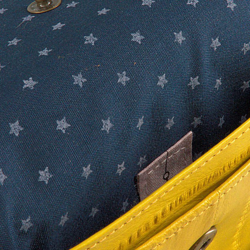 Gelbe BECKSONDERGAARD Portemonnaie HANDY RAINBOW AW19  - larger