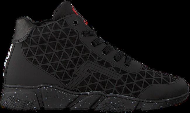 Schwarze RED RAG Sneaker 13271 - large