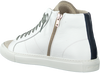 Weiße P448 Sneaker high STAR2.0 MEN  - small