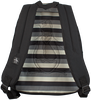 Schwarze ORIGINAL PENGUIN Rucksack CHATHAM STRIPE BACKPACK - small