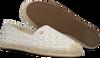Weiße MICHAEL KORS Espadrilles KENDRICK SLIP ON - small