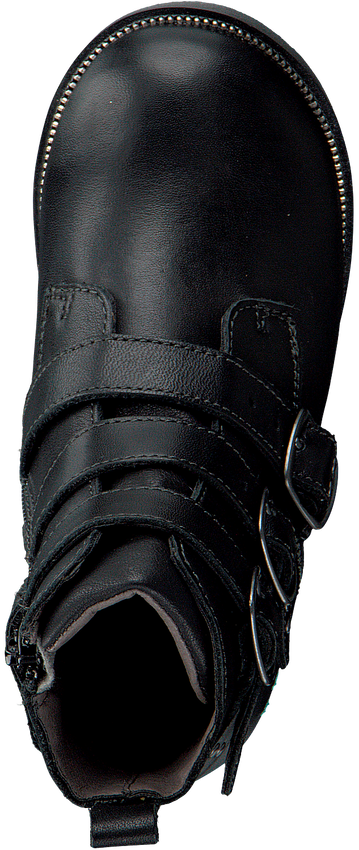 Schwarze BUNNIES JR Biker Boots BOBBI BLIKSEM - larger