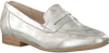 Silberne GABOR Loafer 444 - small