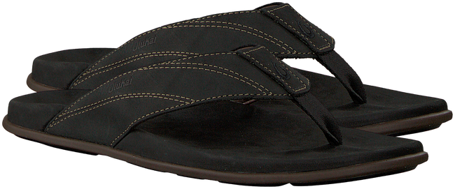 Black OLUKAI shoe PIKOI  - large